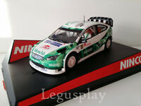SCX Scalextric Slot Ninco 50441 Ford Focus Munchis '06 Companc