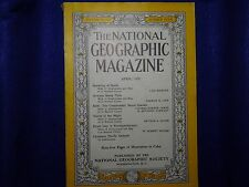 National Geographic - April, 1950 Back Issue