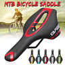 Hollow Bike MTB Gel Saddle Seat Road Bicycle Cycling Soft Cushion Pad Sport AU