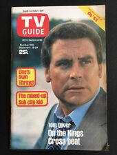 TV GUIDE Vintage South Australian Magazine 1976 NO. 830 Ol' 55 PIN-UP