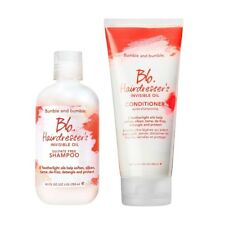 Bumble and Bumble Hairdresser's Invisible Oil Sulfate Free Shampoo 8.5 oz & Cond