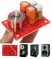 Stereo Bass Treble Speaker Kit Audio Speaker Crossover Divider Frequency Filter