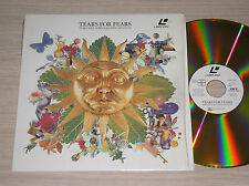 TEARS FOR FEARS - TEARS ROLL DOWN (GREATEST HITS 82-92) - LASERDISC