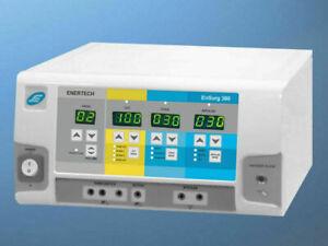 Electro surgical Monopolar Bipolar Generator Surgical 300W Cautery Unit Machine