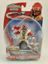 ✰ Power Rangers Samurai Red Ranger Training Gear New CASE FRESH BOX MINT MISB
