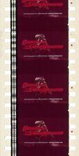 35mm Film Movie Trailer - Godzilla vs. Hedorah (1971) aka The Smog Monster