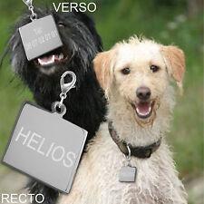 Medaille pour chien personnalisée