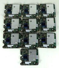 Lot of 10 - Hp Nc532m 466308-001 454521-001 Dual Port 10GbE Bl-c Adapter