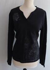 CECIL cooles LA - Shirt Gr. XXL 44 TOP Langarm Long