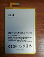 Original P8000 4165mAh 3.8V Battery For Elephone P8000 CellPhone AKKU Warranty
