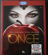 Once Upon a Time: The Complete Third Season (Blu-ray Disc, 2014, 5-Disc Set)