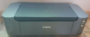 Canon PIXMA PRO-10 Digital Photo Inkjet Printer w/ Box - As-Is, Partly Untested