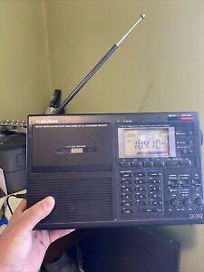 Radio Shack DX-392 PLL All-Band AM/FM/LW/SW Portable Receiver Shortwave. READ