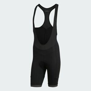Adidas Men's Supernova Padded Cycling Bibs Shorts Black AZ7350 Size 2XL