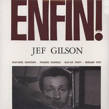Jef Gilson-enfin! (vinyl LP - 2016-ue-original)