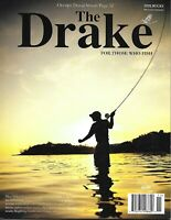 Drake Fishing Magazine Belize Bonefish Carolina Redfish Texas Smallmouth 2012