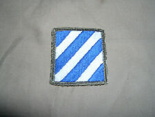 WW2 3rd US Infantry Division with OD Border