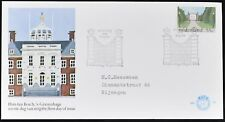 Netherlands 1981 Huis Ten Bosch Royal Palace FDC First Day Cover #C49170