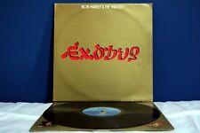 Bob Marley & The Wailers EXODUS LP *EX-/EX* Vinile UK 1977 RaRo