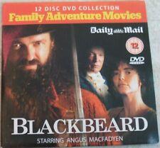 'Blackbeard' Daily Mail Promo DVD Angus McFadyen