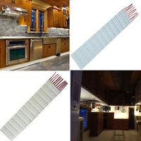 5M 10PCS 5630 7020 White/Warm Wihte 36LEDs Rigid Hard Light Strip for Cabinet
