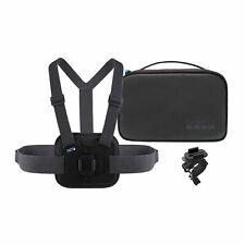 GoPro Sports-Kit Outdoor Zubehör Reisetasche Inkl. Chesty Rohrhalterung