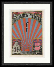 Tadanori yokoo: a climax at the age of 29 japón son impresiones artísticas Faks _ plakatwelt 637