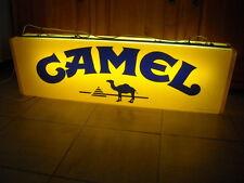 CAMEL neon sign - leuchtschild - Belgium 1983 - 220V