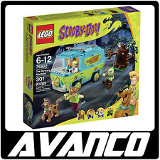 LEGO Scooby-Doo The Mystery Machine 75902 Scooby Doo Van Bus Shaggy NEW RETIRED