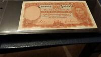 Australia: 1939 10 Shillings Note ~ Sheehan / MacFarlane ~ *F12 905855* ~ *EF*