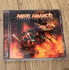 Amon Amarth - Versus The World - Amon Amarth CD Free UK Post