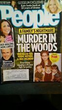 PEOPLE MAGAZINE BACK ISSUE 12/05/2016 BEAUTIFUL BACK ISSUE FROM PEOPLE MAGAZINE