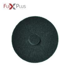 5 Stück - Superpad Floorpad Bodenscheibe ||  Ø 410 *  85mm  || Schwarz