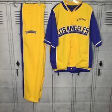 Real Cheerleading Uniform Men's Adult Xl