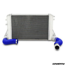 ALUMINIUM ALLOY FRONT MOUNT INTERCOOLER FMIC KIT FOR VW GOLF MK5 MK6 GTI R