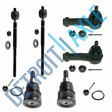1999-2001 Honda Odyssey Front Lower Ball Joint Inner & Outer TieRod End Kit 6pc