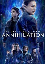 Annihilation (Dvd, 2018)