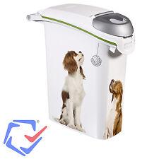 Curver - Contenedor hermético de pienso y alimentos para mascotas  10kg