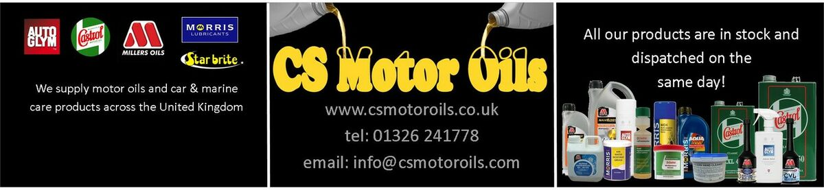 CS Motor Oils