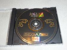 SEGA CD CDX JVC XEYE JAGUAR X0220 VIDEO GAME DISC W CASE