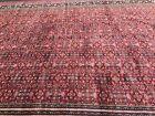 Handmade in India Palace Size Oriental Rug, Geometric Design, Fine Quality 12x18