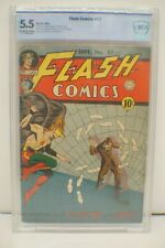 Flash Comics #57 Golden Age DC Superhero Comic 1944 CBCS
