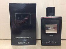 Rue Pergolese Black Pour Homme 3.4oz/100ml EDT by Parfums Pergolese Paris - Mens