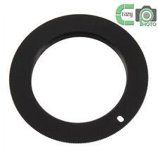 M42 screw lens to SONY Minolta Alpha MA Mount Adapter black A65 A77 II A99 A580