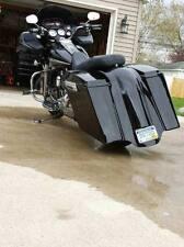 """Harley Davidson Road Glide 6"""" Stretched Rear Fender, Fiberglass - FLTR Bagger"""