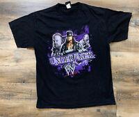 2007 WWE Undertaker T Shirt Adult World Wrestling Entertainment Size Medium