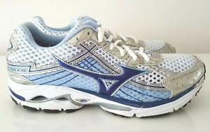 Mizuno Wave Rider 15 Cushioning Gym Running Sneakers Trainers Womens UK 5 EUE 38