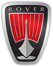 "Land Rover sticker decal 4"" x 5"""