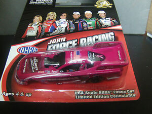 RARE Courtney Force 2012 PINK Traxxas NHRA Mustang 1/64 Funny Car