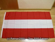 Fahnen Flagge Österreich - 90 x 150 cm